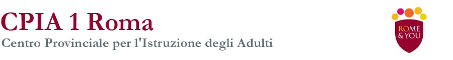 CPIA 1 CENTRO PROVINCIALE ISTRUZIONE ADULTI DI ROMA